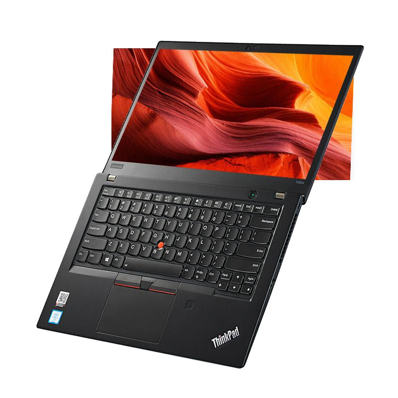ThinkPad 联想T480s(2XCD)14英寸高性能轻薄商务笔记本电脑 i7-8550u处理器 8GB/256G固态硬盘 2G独显 FHD