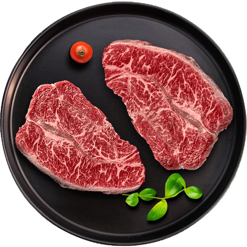西捷加拿大进口安格斯原切牛排