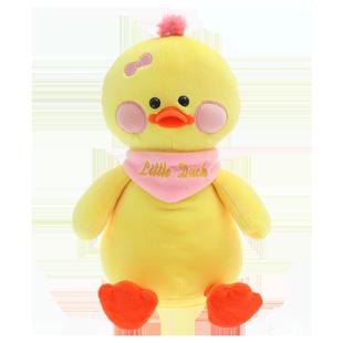網紅會學説話的沙雕小黃鴨公仔復讀鴨機玩偶抖音同款網紅鴨子玩具