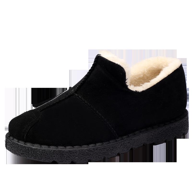 老北京加厚加绒布鞋
