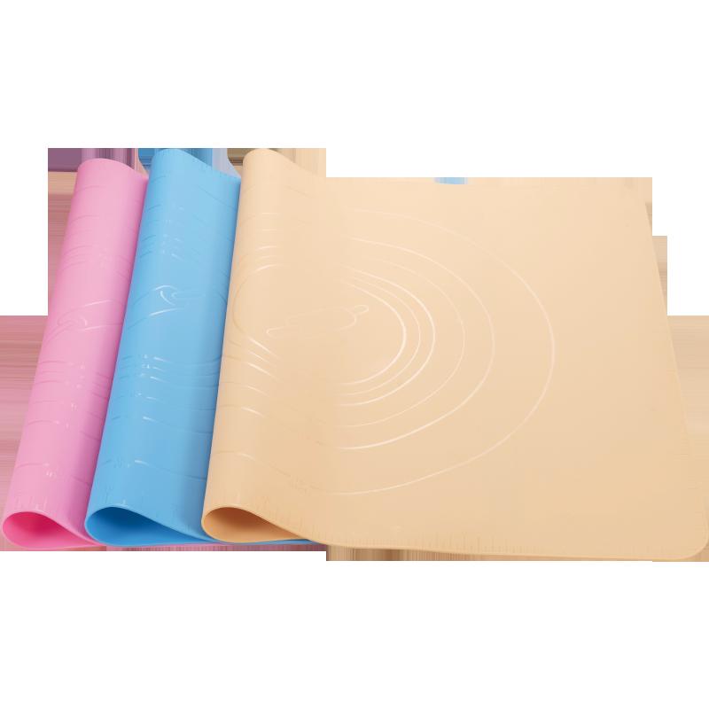 德国Melia 揉面垫 食品级硅胶垫烘焙垫和面擀揉面垫加大加厚套装