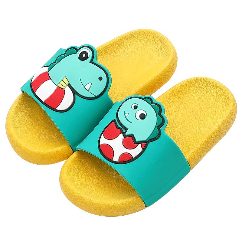 儿童拖鞋夏季可爱卡通男女童居家用室内防滑软底宝宝拖鞋亲子凉拖