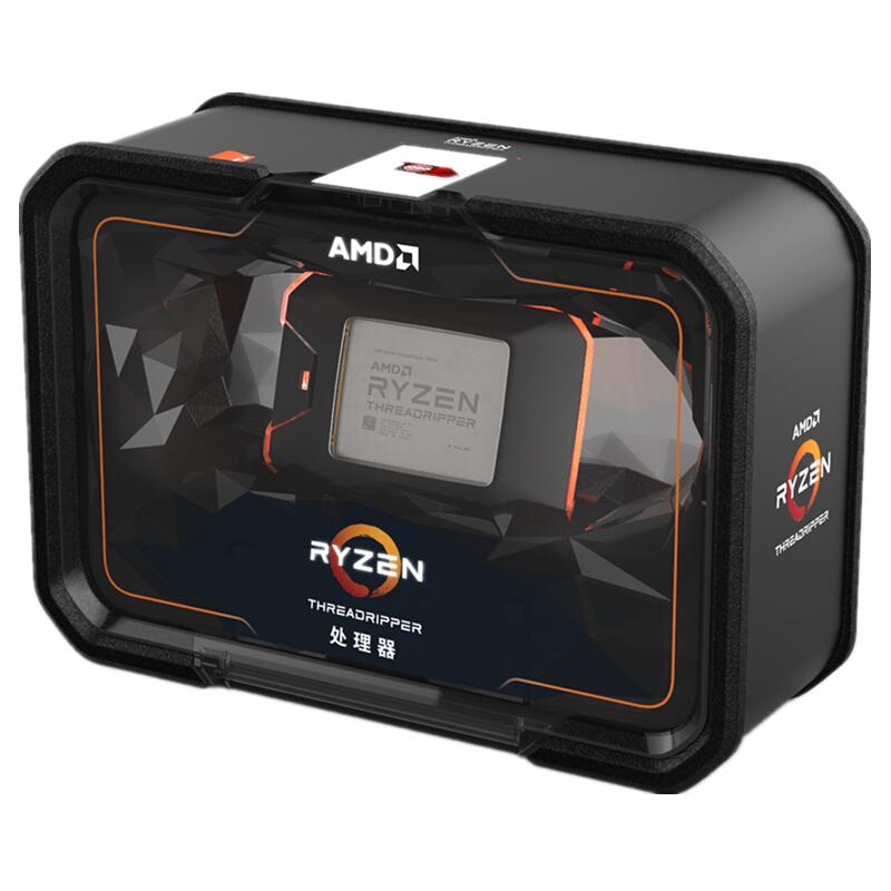 AMD CPU主板套装锐龙2950X搭微星MEG X399 CREATION 创世板主板