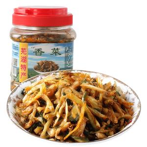 热卖芜湖裕溪口手工芝麻香菜酱菜