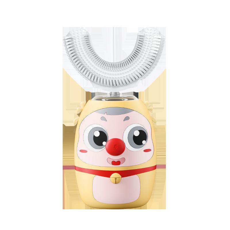 深爱儿童U型电动牙刷全自动刷牙