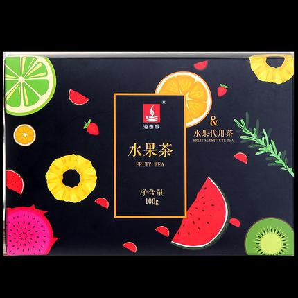 网红手工纯果干小袋装组合水果茶