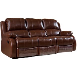 美菲萊頭等豪華艙真皮功能沙發組合 123大户型太空艙客廳傢俱sofa