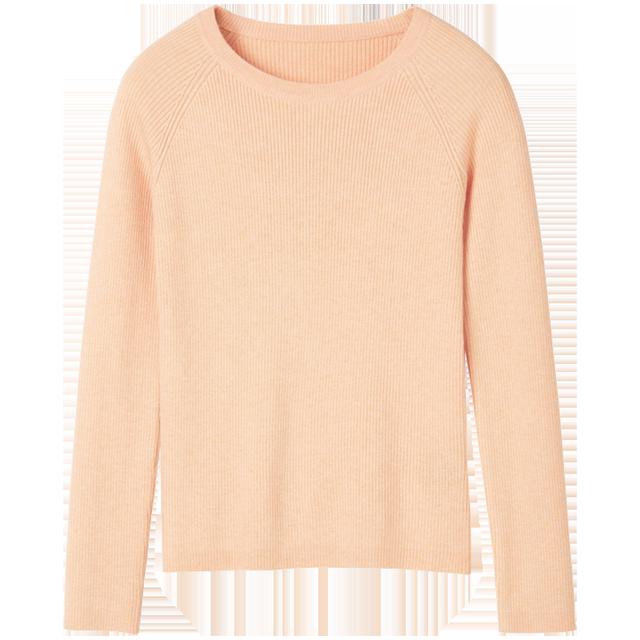 蕉下官方旗舰店羊毛打底衫女薄款秋冬修身内搭高领毛衣2020新款