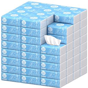 植护餐巾纸婴儿家用实惠装卫生纸巾