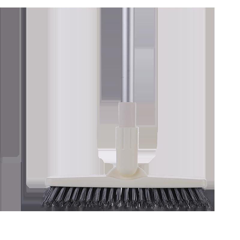 衛生間刷地刷子瓷磚刷洗神器長柄硬毛無死角長柄清潔刷浴室地板刷