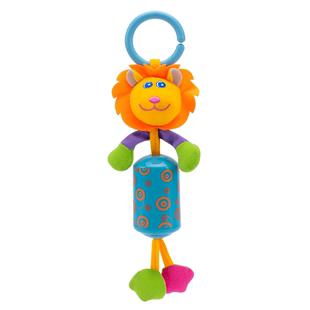 sozzy新生嬰兒牀鈴0-1歲月寶寶推車掛件牀頭搖鈴吊掛安撫玩具益智
