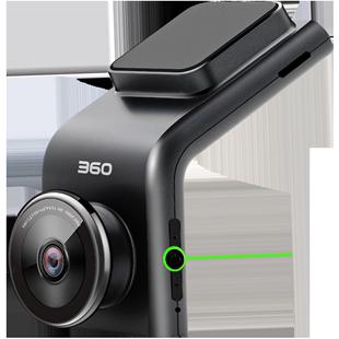 360行車記錄儀g300高清夜視無線汽車車載電子狗一體監控隱藏式p