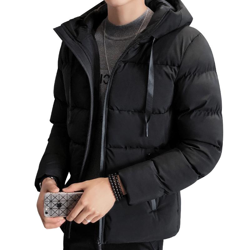 冬季韩版潮流加厚工装棉衣棉袄