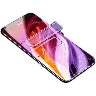 小米mix2鋼化水凝膜mix2s鋼化膜全屏覆蓋mix原裝抗藍光2s軟貼膜全包無白邊手機屏保護全面屏陶瓷尊享版防指紋
