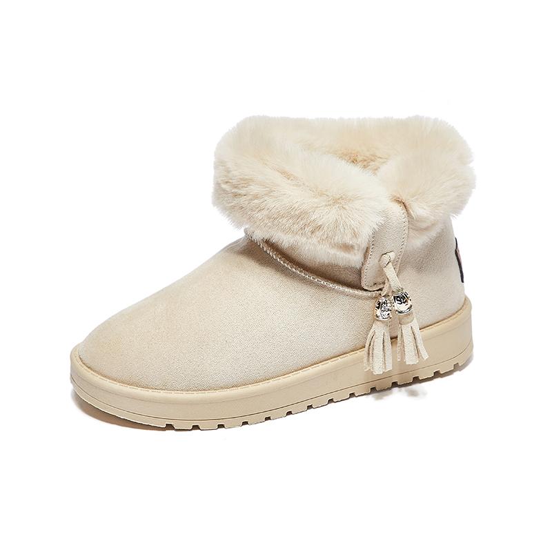 秋冬季加绒保暖老爹运动鞋网红加厚百搭女鞋