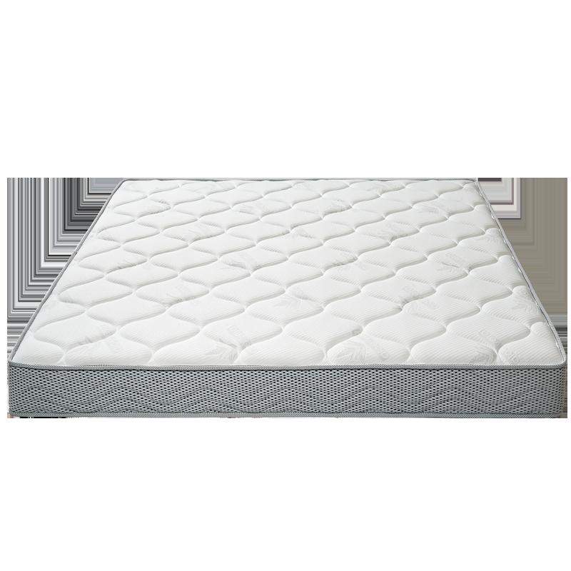 晚安床垫 天然乳胶弹簧床垫1.5 1.8m床椰棕护脊硬垫席梦思 可定制