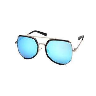 兒童太陽鏡4-12歲中大男童女童防紫外線眼鏡韓國防曬墨鏡蛤蟆鏡潮