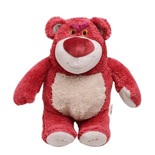 迪士尼玩具總動員草莓熊毛絨公仔小中大號玩偶娃娃聖誕節新年禮物