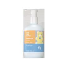 【颜值】儿童氨基酸柔顺洗发水340ml