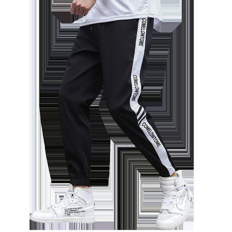 夏季男士短裤时尚休闲裤七分裤