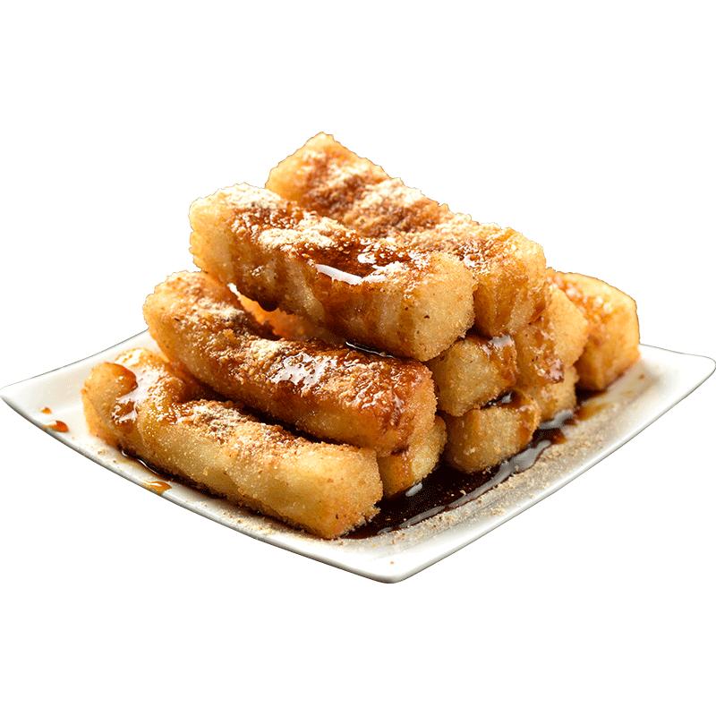 【香米拉丝】红糖糍粑食材传统糕点245g*5包手工糯米年糕共1225g