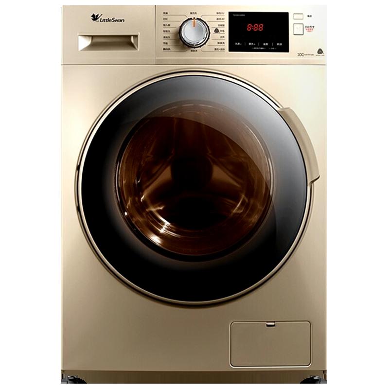 小天鹅官方智能家电变频滚筒洗衣机全自动家用10kg公斤TG100V22DG