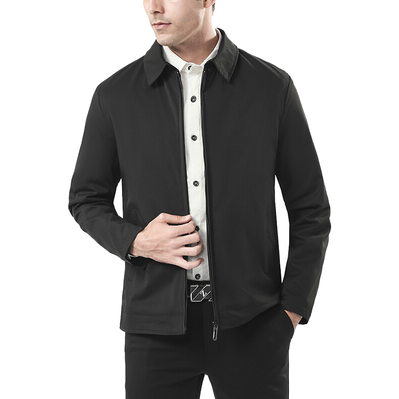 男士外套夹克商务休闲时尚风衣