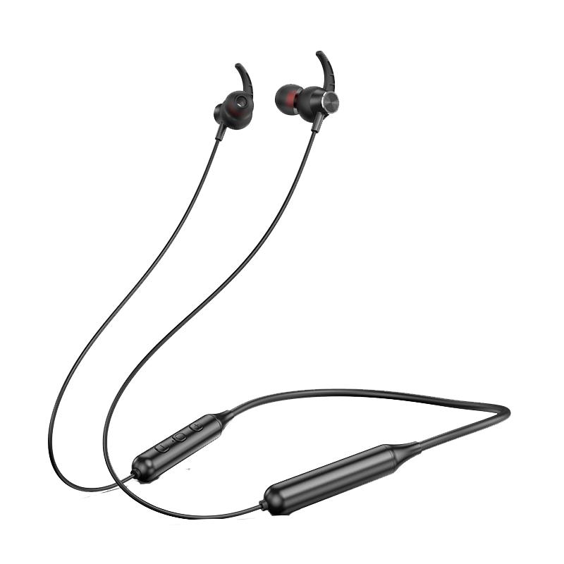 爱浪A39S 无线蓝牙耳机双耳挂脖入耳跑步运动头戴式超长待机续航