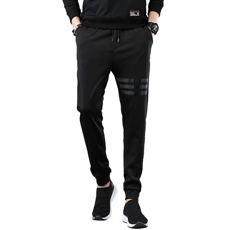【培西尼】夏季新款男士休闲运动裤