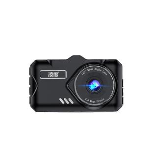 凌度行車記錄儀汽車載360全景高清夜視前後雙錄凌渡隱藏式電子狗