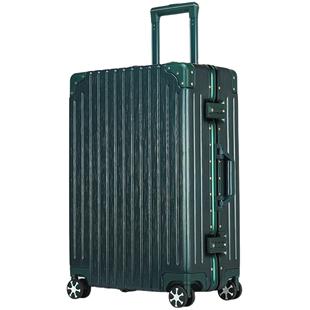 森馬行李箱ins網紅新款箱子拉桿箱男大容量超大鋁框旅行箱女學生