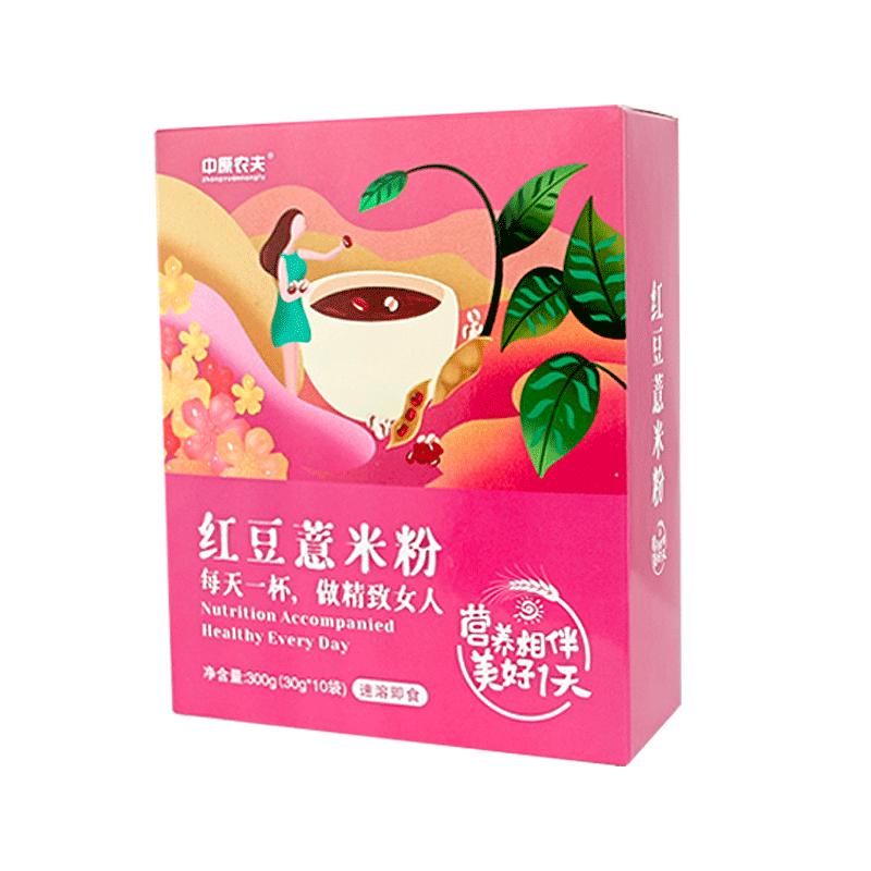 【中原农夫】红豆薏米粉薏仁代餐粥
