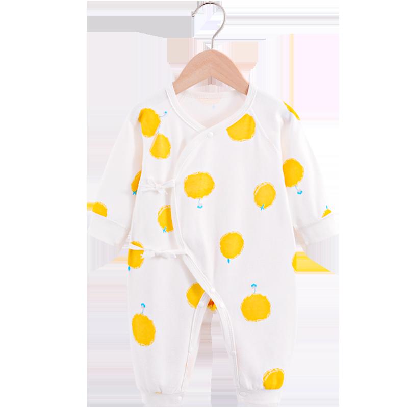 婴儿和尚服纯棉连体衣春秋装