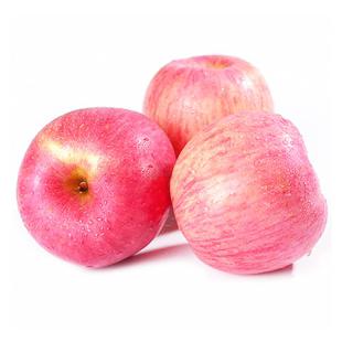 红富士新鲜应季丑阿克苏苹果脆花牛