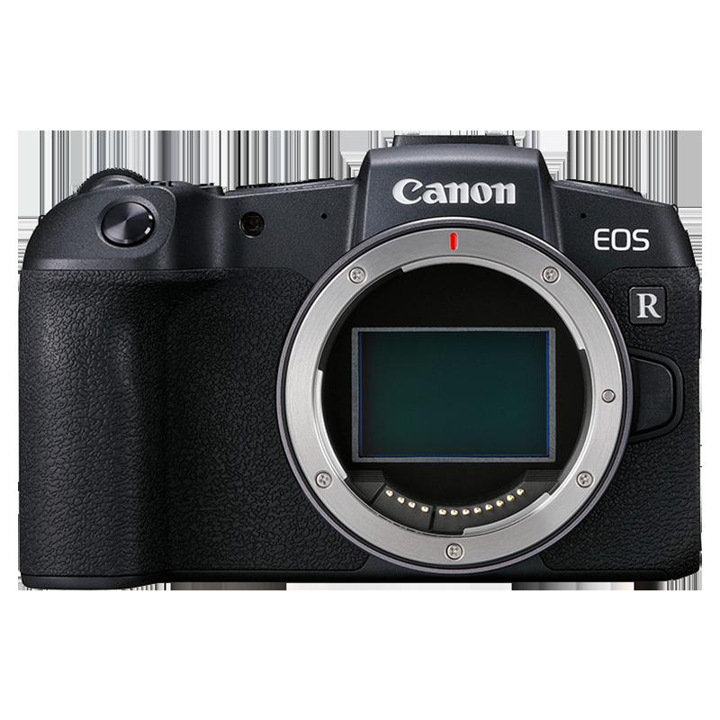 佳能EOS RP 单机身全画幅专业微单相机 专微 高清Vlog4K视频入门级小巧男女学生数码摄影相机