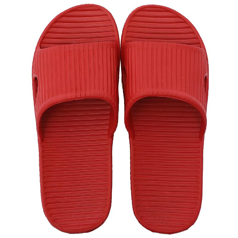 红色拖鞋女夏天本命年浴室情侣一对值得买吗