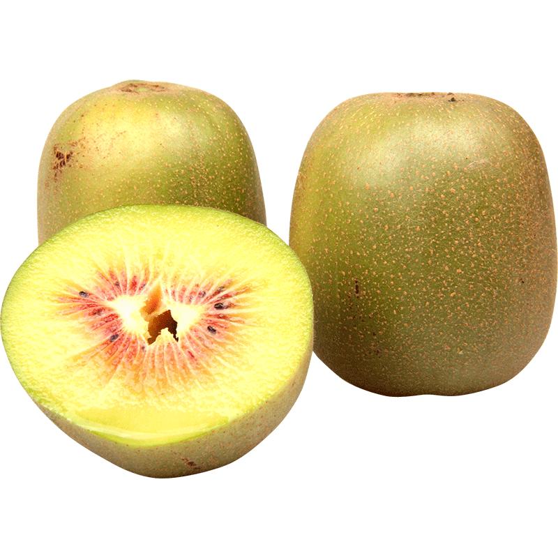 红心当季新鲜水果猕猴桃