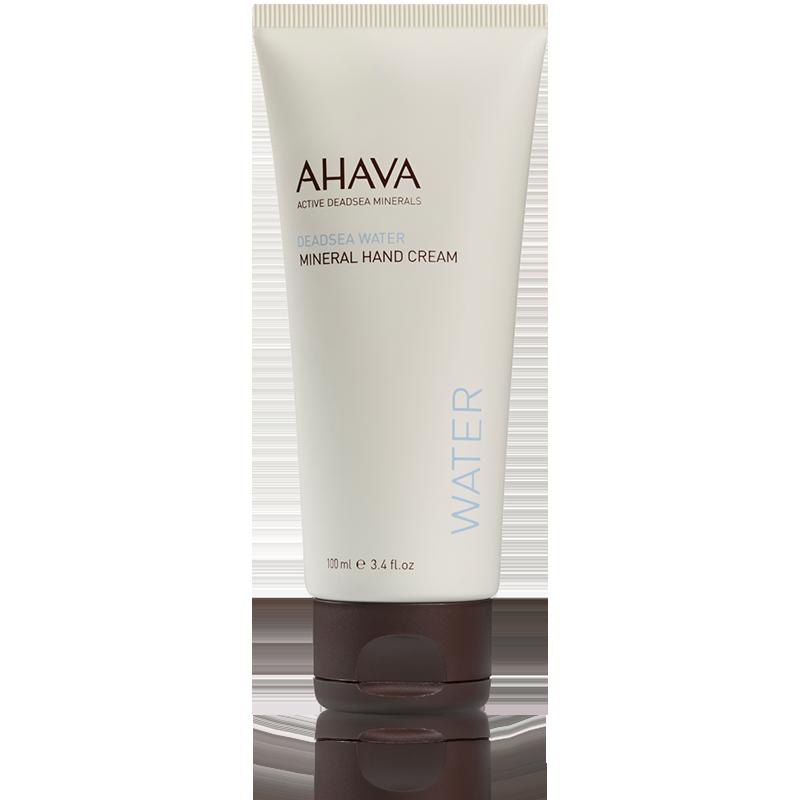 AHAVA矿物保湿护手霜套装泡泡玛特联名礼盒秋冬滋润保湿补水便携