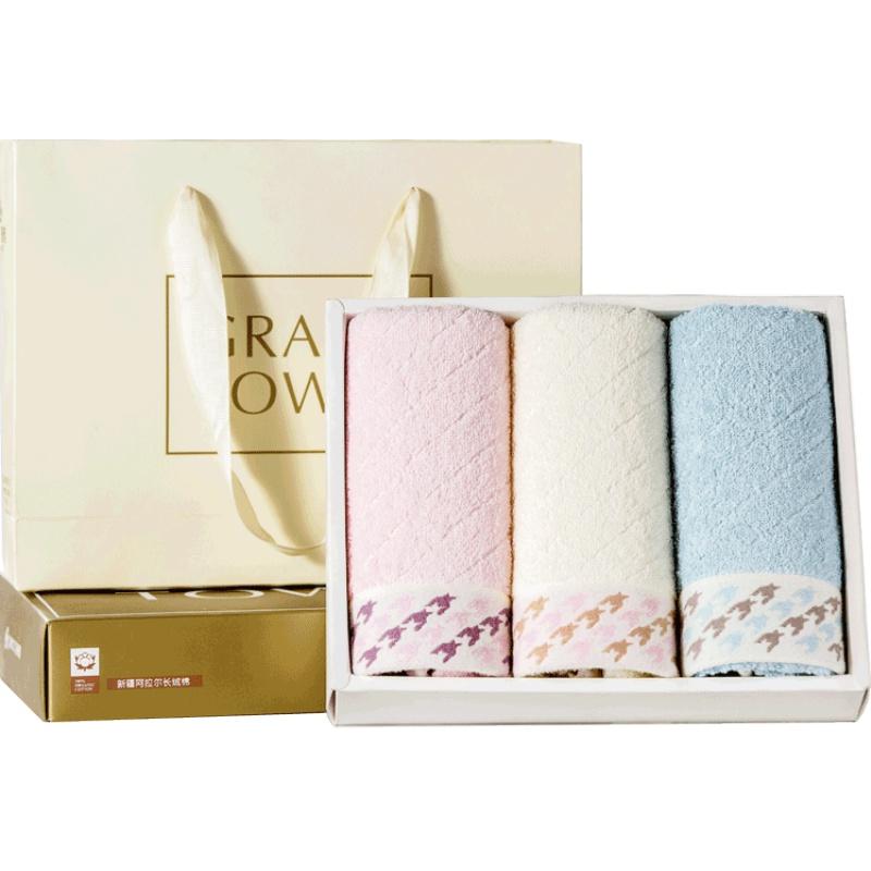 洁丽雅纯棉洗脸家用成人洗脸巾质量如何