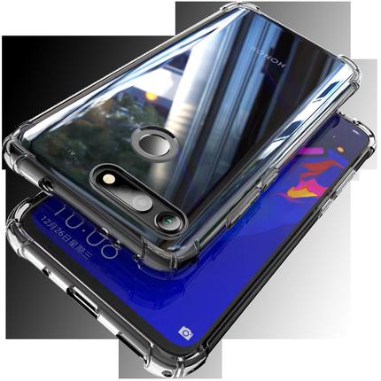 防摔透明软硅胶华为荣耀v20手机壳