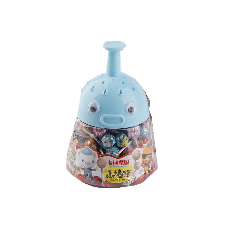 卡通皇国山楂棒棒糖包装酸甜山楂棒