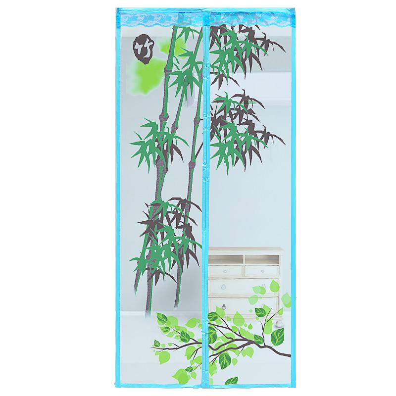 门帘夏季防蚊家用加密磁铁对吸自吸质量如何