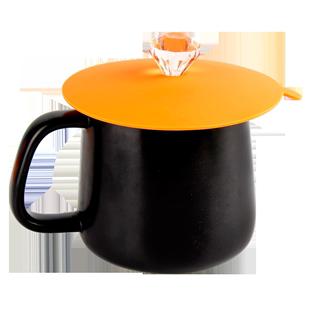 創意硅膠杯蓋可愛水杯蓋子通用茶杯蓋防漏陶瓷杯蓋無毒食品級