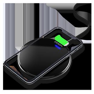 【無線充電】飛毛腿iphone11蘋果8無線充電器手機8P快充11專用8plus正品8p小米華為p30pro無限xsmax車載xr