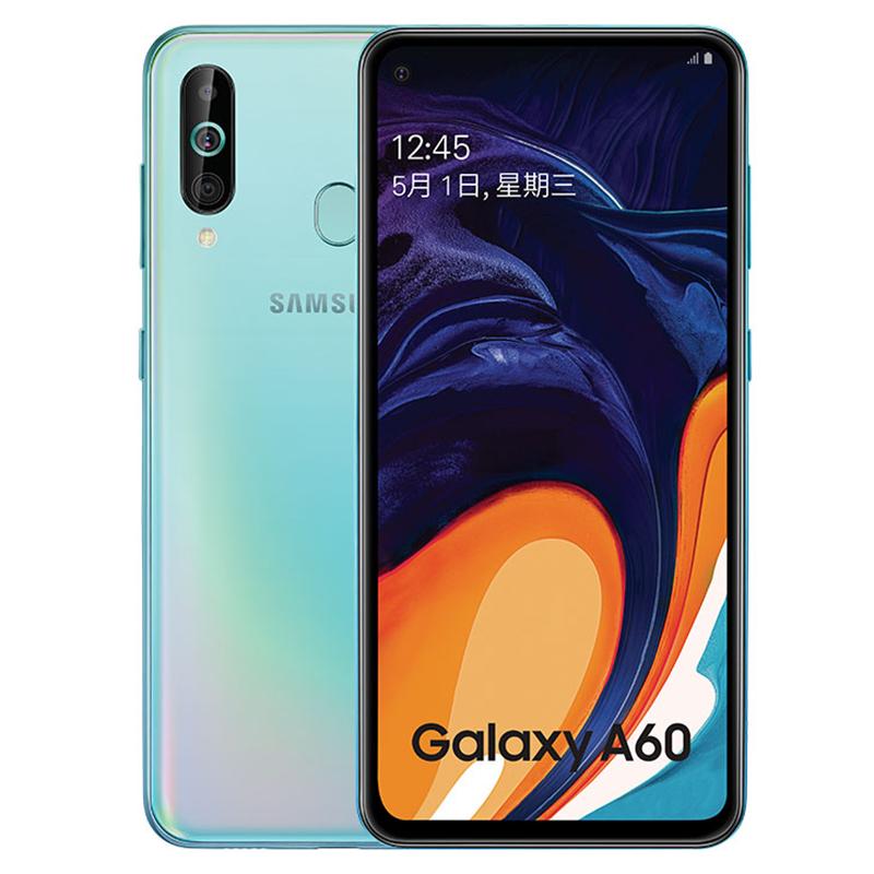 【官方正品】Samsung/三星Galaxy A60 骁龙675 后置三摄 前置1600万全面屏拍照手机4G全网通双卡双待手机