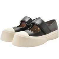 christina joy夏季新款魔术贴皮鞋质量如何?