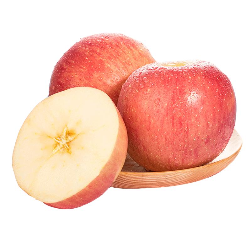 新鲜沂蒙5斤红富士苹果