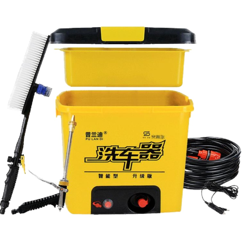 无线洗车神器家用高压充电式洗车机好用吗