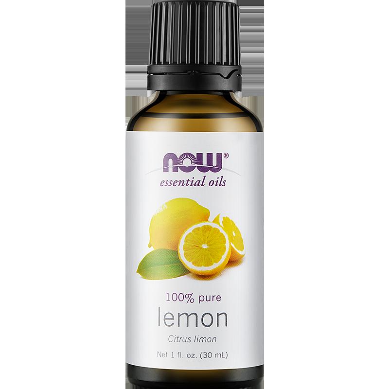 [21年日期]NOW/诺奥柠檬精油30ml植物香薰按摩身体甜橙面部精油
