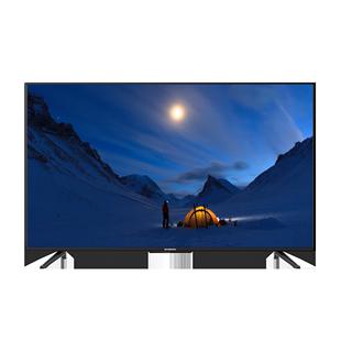 創維4T 50英寸液晶電視機4k全面屏智能語音網絡wifi官方旗艦店 55
